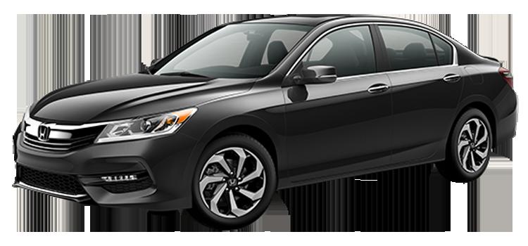 2017 Honda Accord EX 4D Sedan