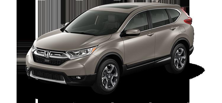 2017 Honda CR-V With Navigation EX-L