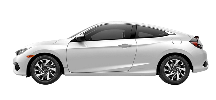 2017 Honda Civic Coupe 2.0 L4 LX-P