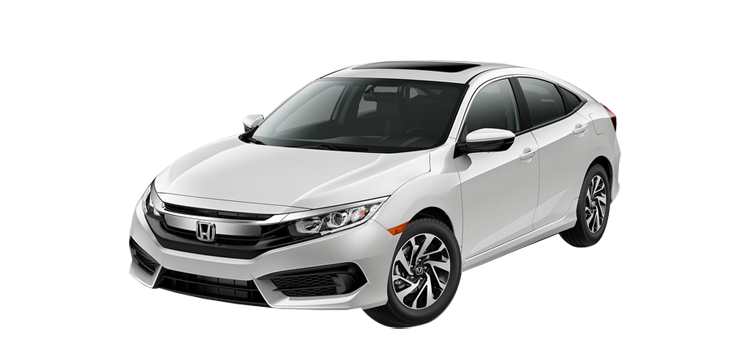 2017 honda civic sedan at honda of bay county enhance your drive in the 2017 honda civic sedan. Black Bedroom Furniture Sets. Home Design Ideas