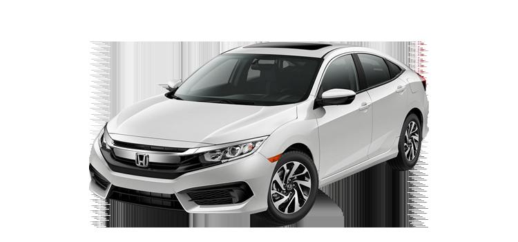 2017 Honda Civic Sedan 2.0 L4 With Honda Sensing EX
