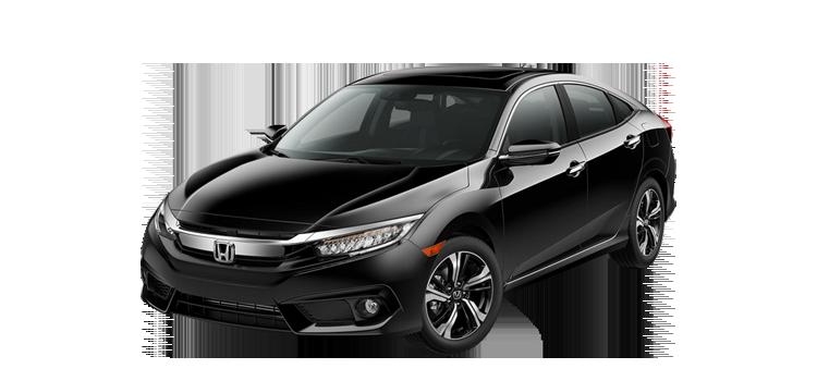 2017 Honda Civic Touring 4D Sedan