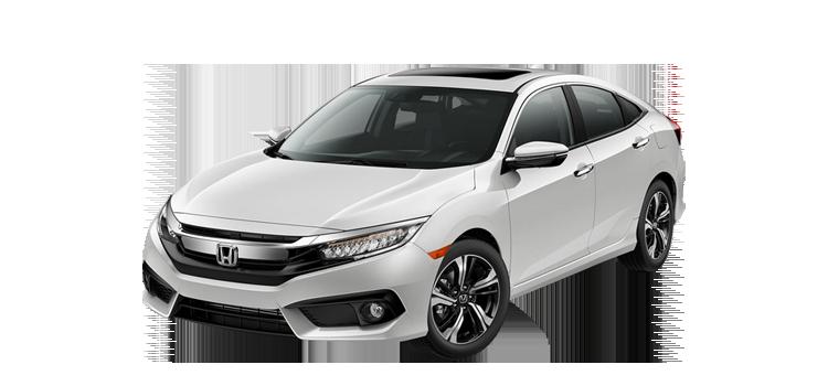 2017 Honda Civic Sedan 1.5T L4 Touring