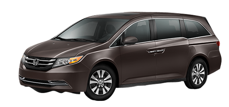 2017 Honda Odyssey With Leather EX-L