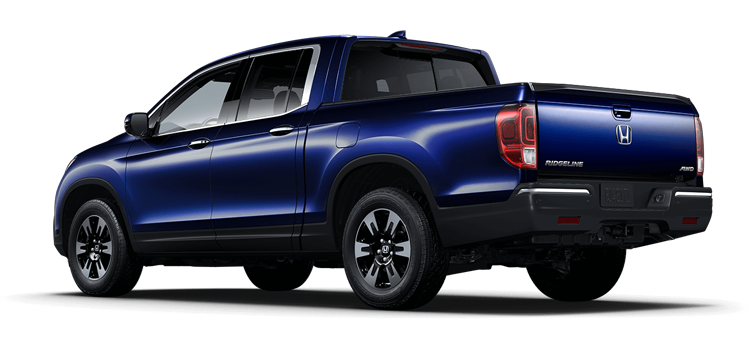 2017 Honda Ridgeline With Leather and Navigation RTL-E