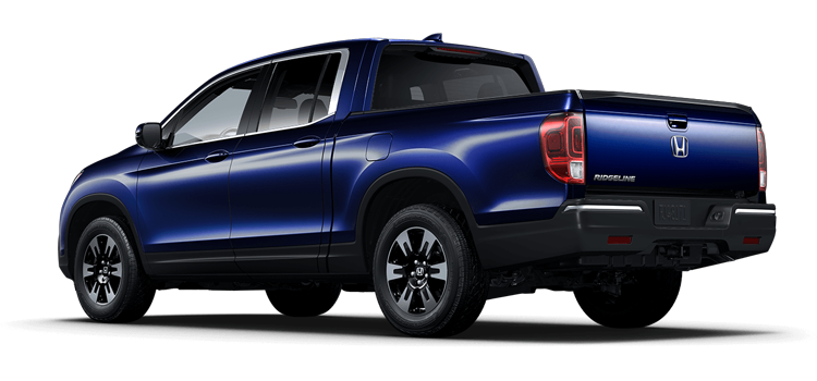 2017 Honda Ridgeline With Leather and Navigation RTL-T