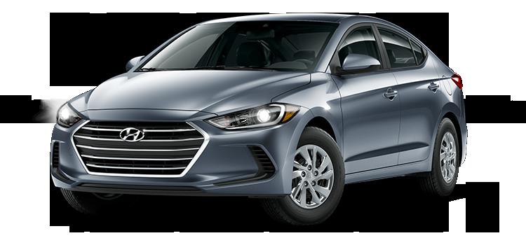 2017 Hyundai Elantra SE 4D Sedan