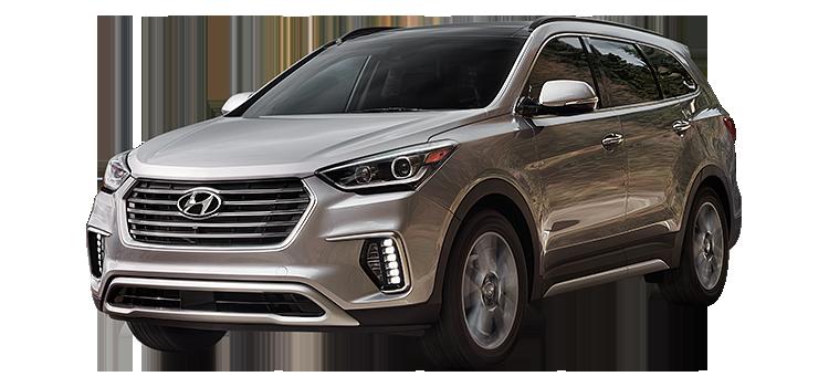 2017 Hyundai Santa Fe SE 4D Sport Utility