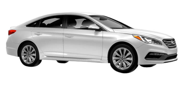 2017 Hyundai Sonata 2.4L GDI 4-Cyl Automatic PZEV Sport