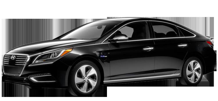 2017 Hyundai Sonata Hybrid Limited 4D Sedan
