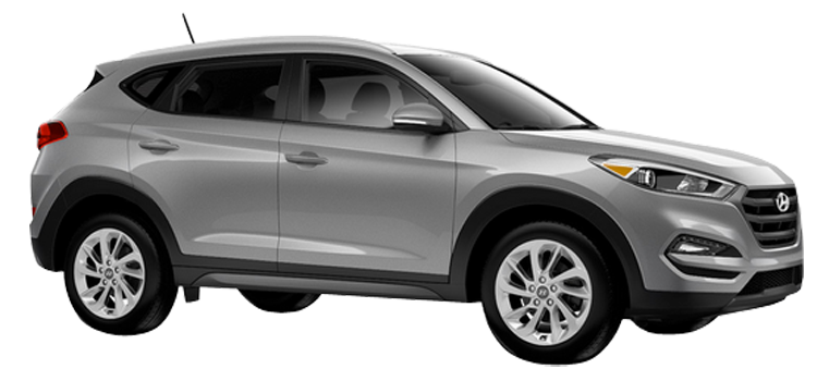 2017 Hyundai Tucson Eco 4D Sport Utility