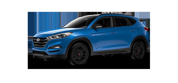 2017 Hyundai Tucson Night 4D Sport Utility