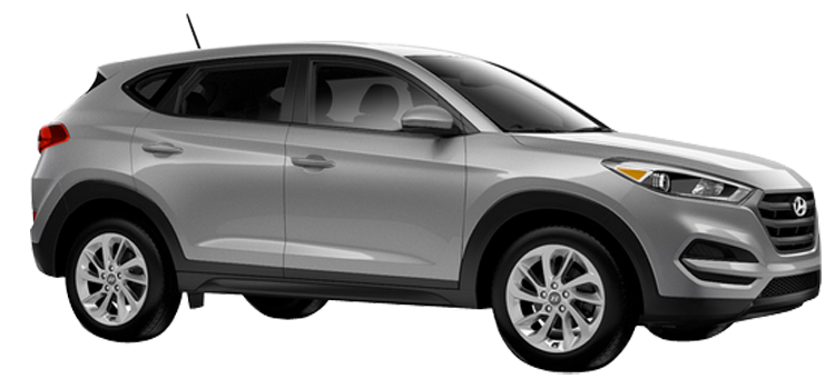 2017 Hyundai Tucson SE 4D Sport Utility