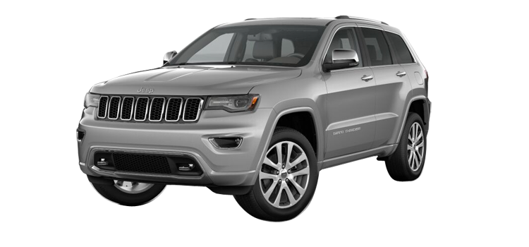 2017 jeep grand cherokee overland 4wd brochure bob howard nissan. Black Bedroom Furniture Sets. Home Design Ideas