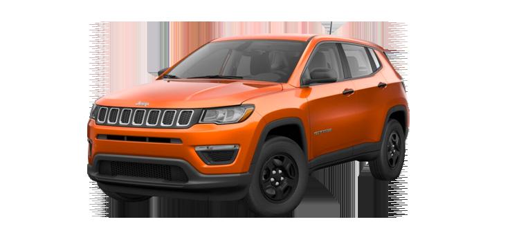2017 Jeep New Compass