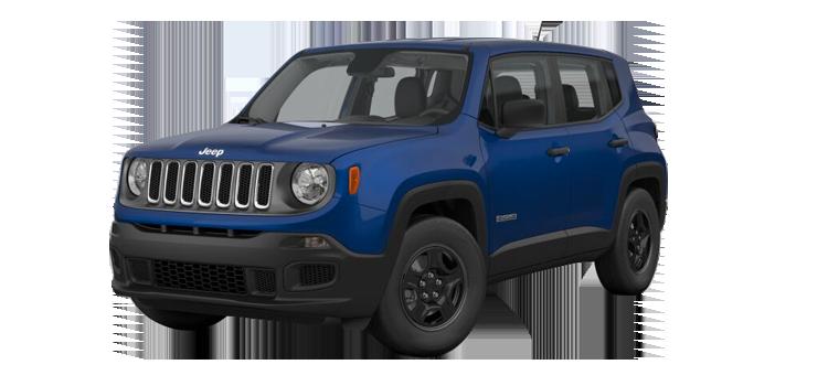 2017 Jeep Renegade Sport 4x4