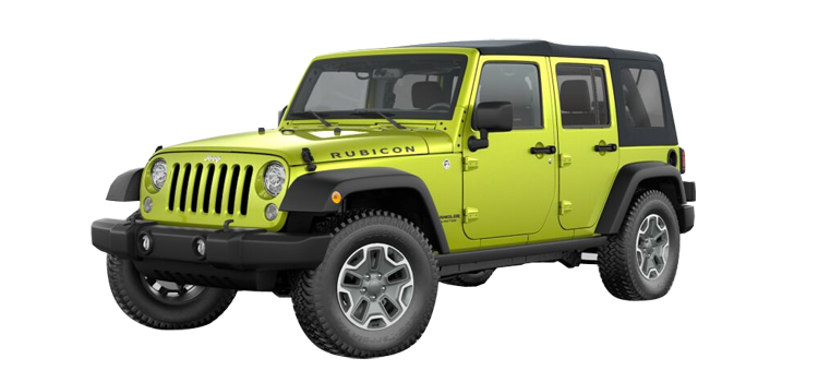 2017 Jeep Wrangler Unlimited Rubicon 4 Door 4wd Suv