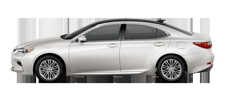 2017 Lexus ES 350 4D Sedan