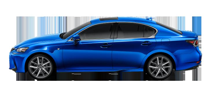 2017 Lexus GS 350