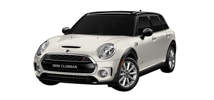 2017 MINI Cooper Clubman ALL4