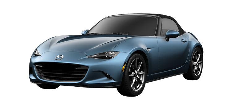 2017 Mazda MX 5 Miata Soft Top, Manual Grand Touring 2 Door RWD Convertible  ColorsOptionsBuild