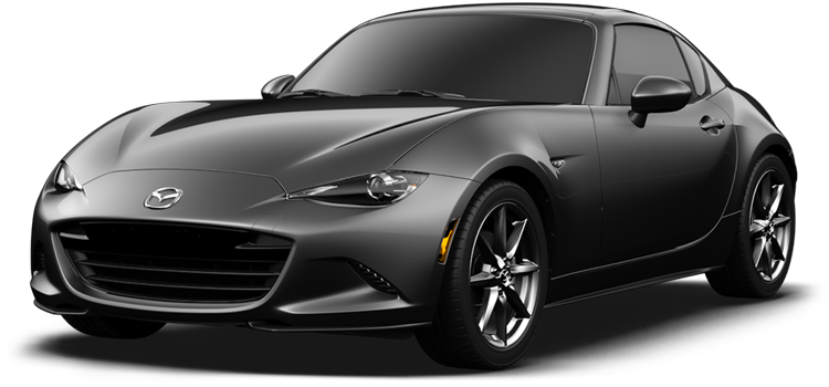 2017 Mazda MX 5 Miata RF Power Retractable Hardtop, Automatic RF Launch Edi  2 Door RWD Convertible 6A StandardEquipment