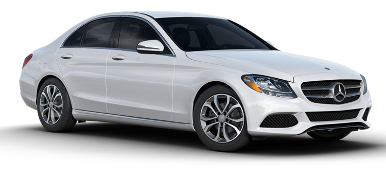 New 2017 mercedes benz c class sedan folsom lake toyota for Mercedes benz price in usa