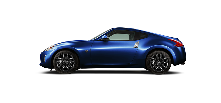 2017 Nissan 370Z Coupe 3.7L Manual