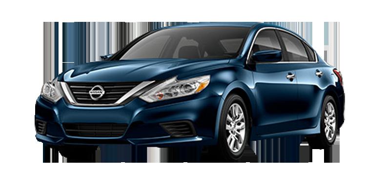2017 Nissan Altima 2.5 S 4D Sedan