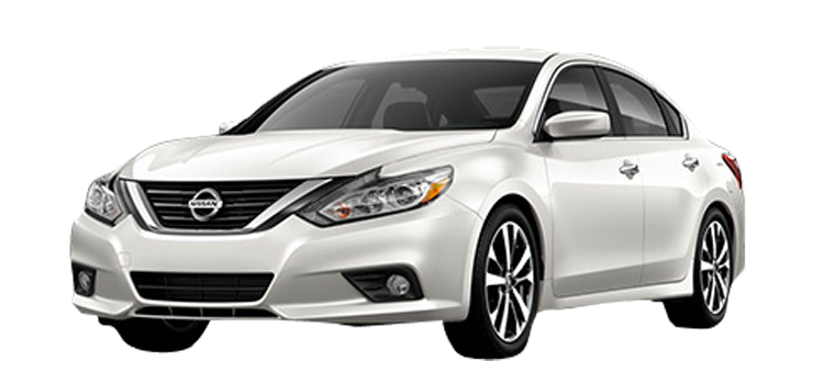 2017 Nissan Altima Sedan Xtronic CVT 2.5 SR