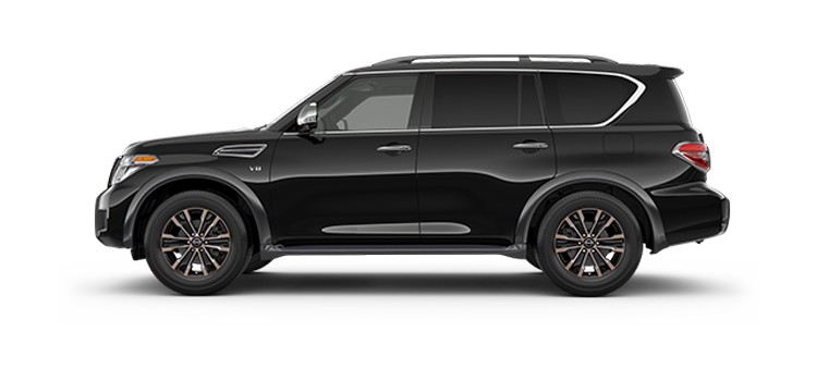 2017 nissan armada 5 6l v8 automatic platinum 4 door 4wd. Black Bedroom Furniture Sets. Home Design Ideas