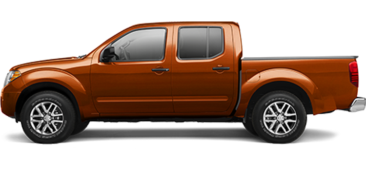 2017 Frontier Crew Cab 4.0L Automatic SV
