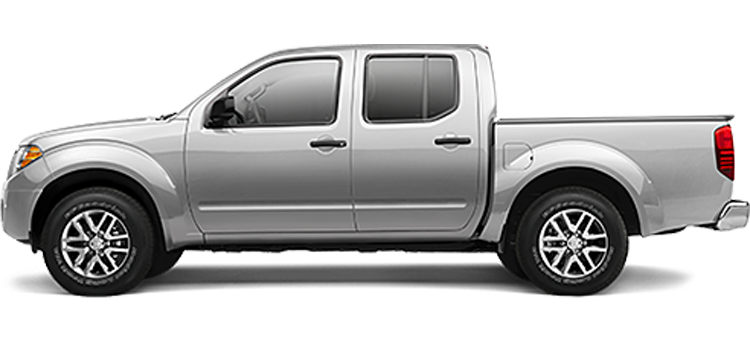 2017 Nissan Frontier Crew Cab