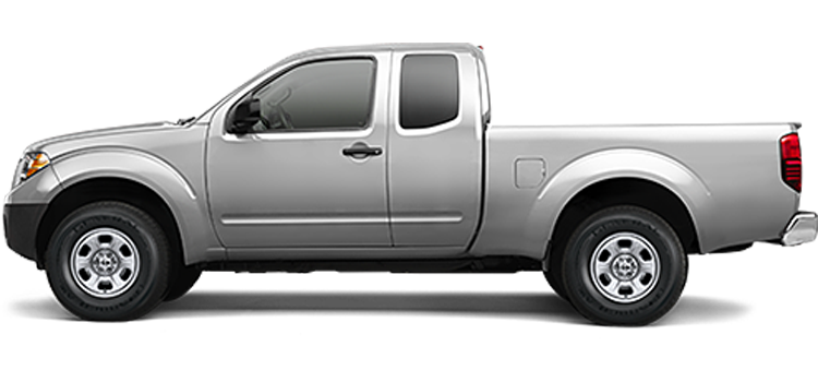 2017 Nissan Frontier King Cab 2.5L Manual S