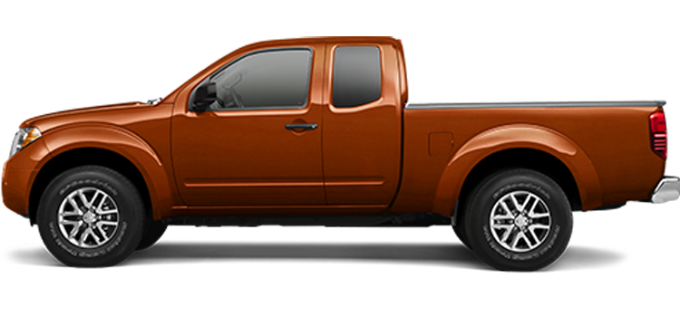 2017 Nissan Frontier King Cab 4.0L Automatic SV