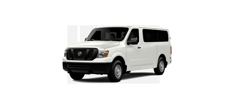 2017 Nissan NV Passenger 5.6L V8 Automatic S