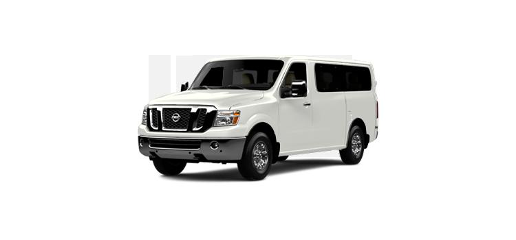 2017 Nissan NV Passenger 5.6L V8 Automatic SL