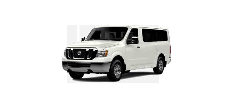 2017 Nissan NV Passenger 4.0L Automatic SV