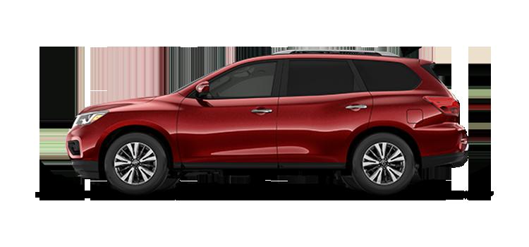 2017 Nissan Pathfinder 3.5L Xtronic CVT SV