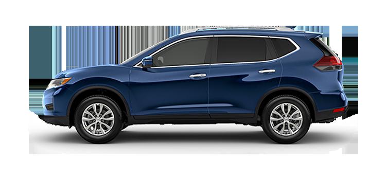 2017 Nissan Rogue SV 4D Sport Utility
