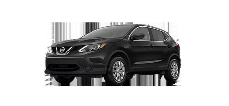 2017 Nissan Rogue Sport 2.0L I4 S