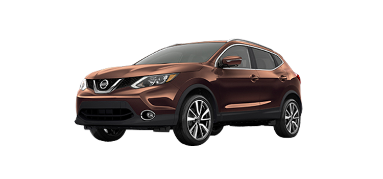 2017 Nissan Rogue Sport 2.0L I4 SL