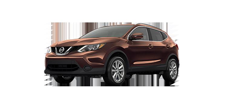 2017 Nissan Rogue Sport 2.0L I4 SV