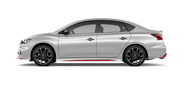2017 Nissan Sentra Xtronic CVT NISMO