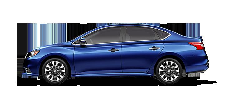 2017 Nissan Sentra 6-Speed Manual SR TURBO 4-Door FWD Sedan