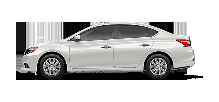 2017 Nissan Sentra Xtronic CVT SV