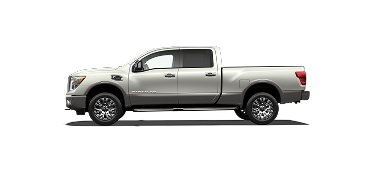 2017 nissan titan xd diesel crew cab platinum reserve 4 door 4wd pickup 6a colorsoptions. Black Bedroom Furniture Sets. Home Design Ideas