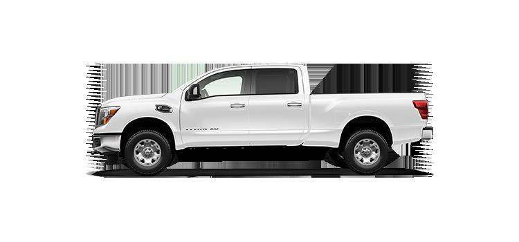 2017 Nissan Titan XD Diesel Crew Cab SV