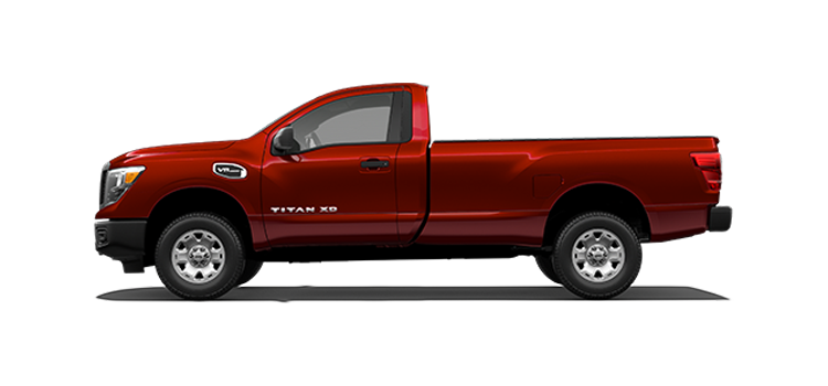 2017 Nissan Titan XD Single Cab