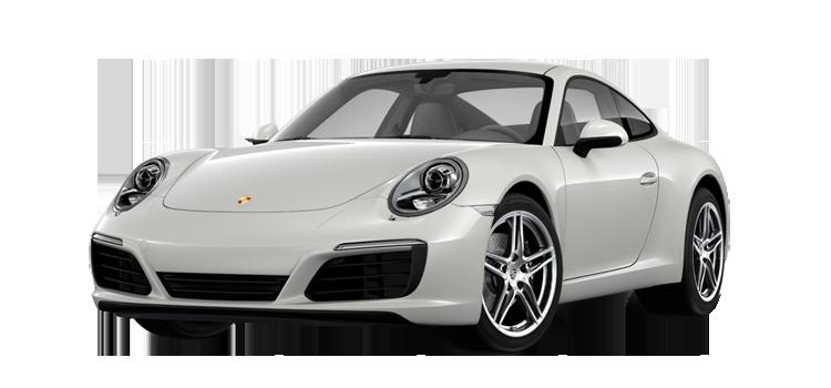 2017 Porsche 911 Carrera 2D Coupe